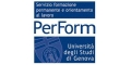 Università di Genova - Servizio Apprendimento permanente - PerForm
