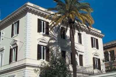 La sede del CEIDA, Villa Palestro