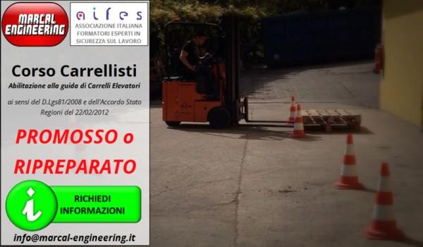 Corso Carrellisti