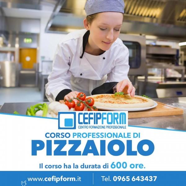 corso di formazione professionale Pizzaiolo