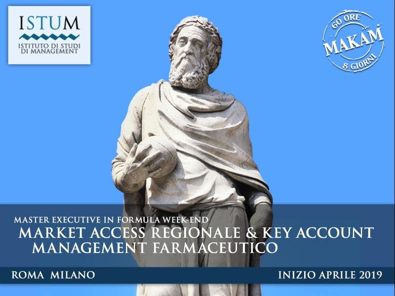 Makam - Market Access Regionale & Key Account Management Farmaceutico