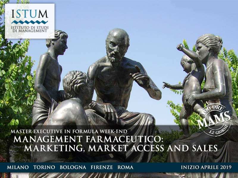 MAMS - management Farmaceutico: Marketing, Market Access and Sales