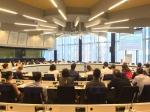 International Master in European Studies - Seminario alla Commissione europea