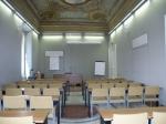 un'aula della Scuola