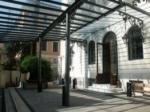 L'ingresso-patio