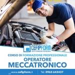 corso di formazione professionale operatore meccatronico