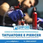 corso di formazione professionale Tatuatore & Piercer
